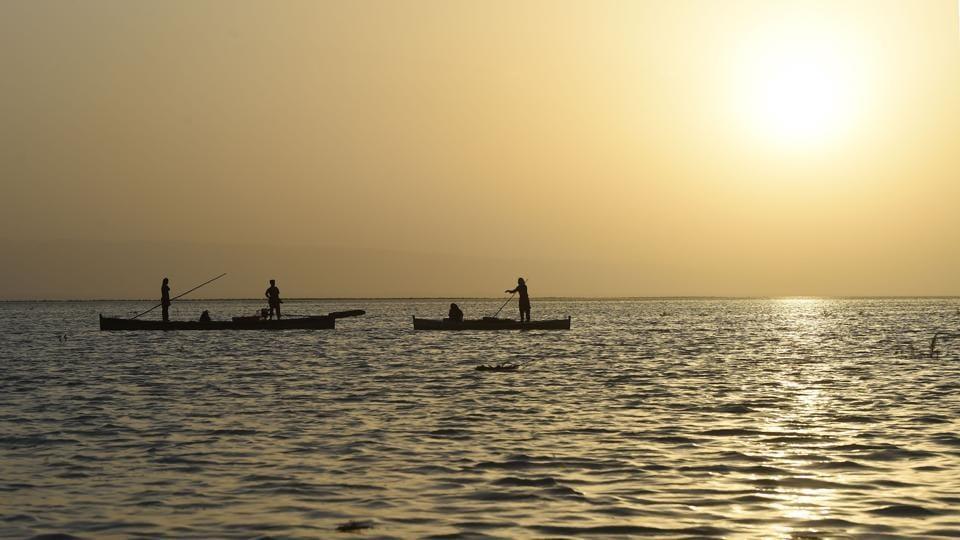Gujarat coast,Fishermen,Kutch