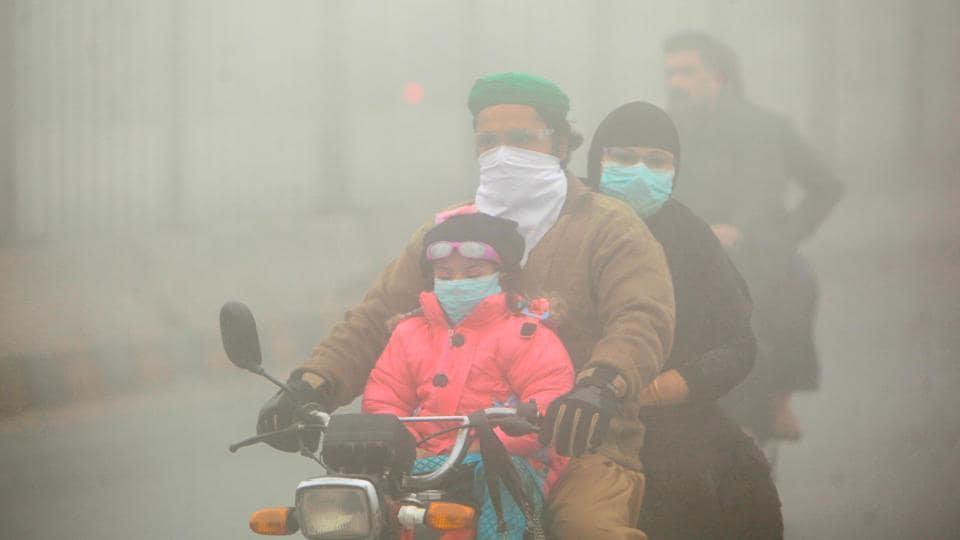 Delhi smog,Air pollution,Air quality index