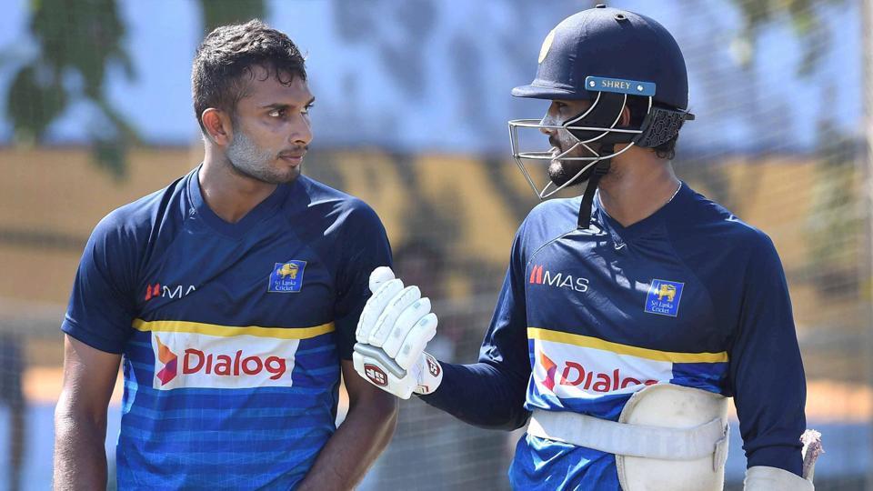 India vs Sri Lanka,Sri Lankan cricket team,Dinesh Chandimal