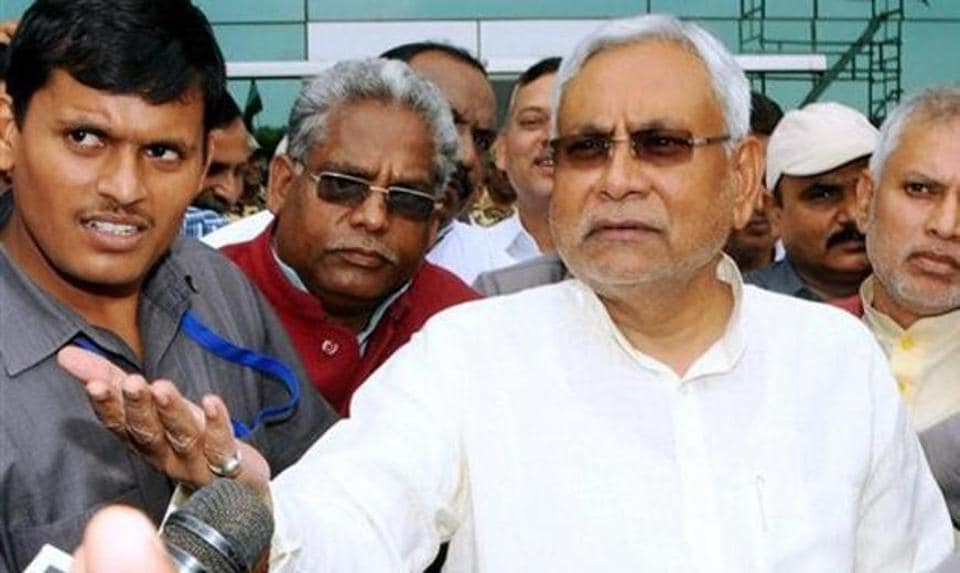 No annual report card release this year, says Bihar CM Nitish Kumar.