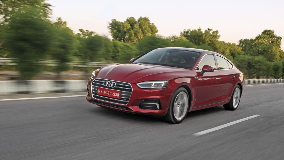 Small nuances in the design, like the curves over the wheel arches and the added creases in the bonnet, make the Audi A5 Cabriolet one of the most beautiful-looking modern Audis.