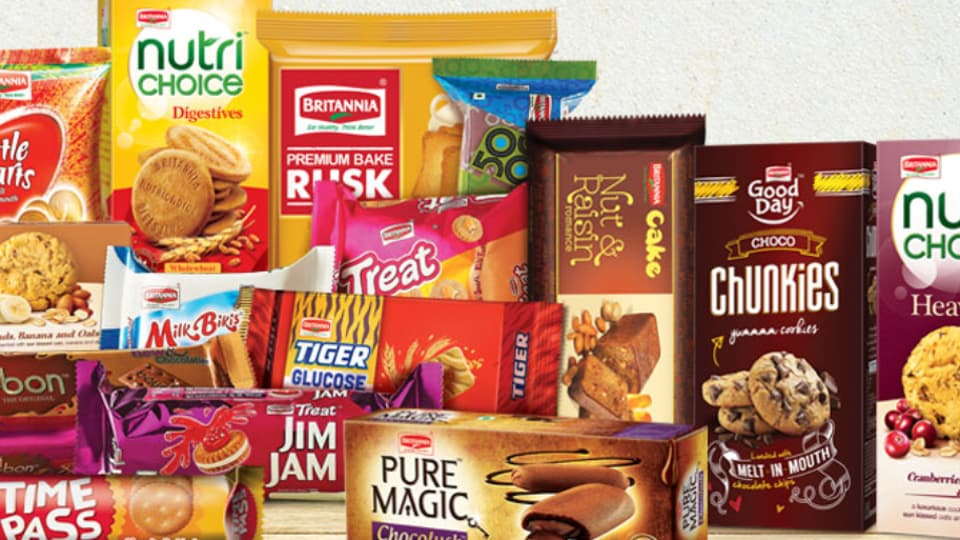 One of the country's leading food companies, Britannia reported that its profit from operations for the quarter grew by 11% to Rs 344 crore.