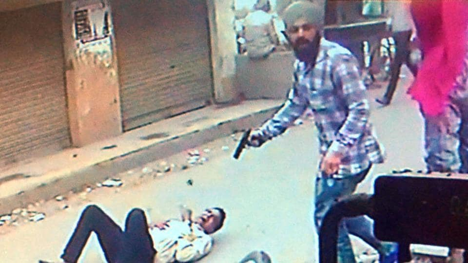 Amritsar Hindu leader's murder,Vipan Sharma,murder