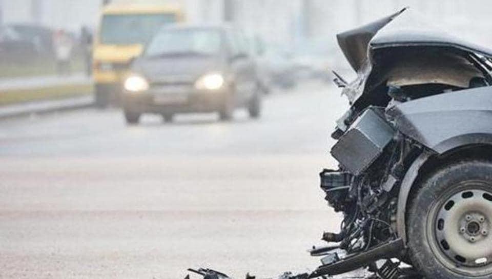 Fraidkot accident,Punjab accident,Smog accident