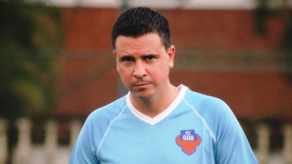 Sergio Lobera,Indian Super League,FC Goa