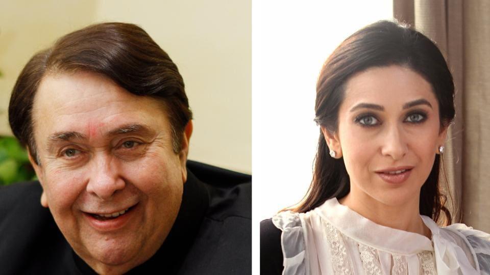 Randhir Kapoor On Karisma Sandeep Wedding Theres Nothing Wrong If