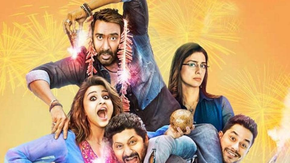 Ajay Devgn's Golmaal Again has emerged as a massive hit at the box office.