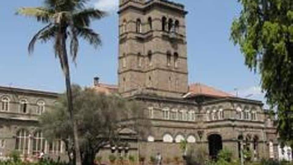 File picture of the Savitribai Phule Pune University.