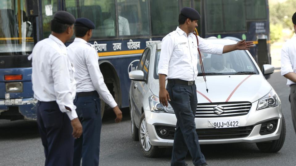 Mumbai,Traffic,Police
