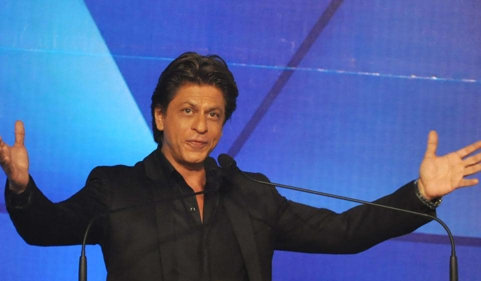 Shah Rukh Khan was scolded by a Maharashtra MLC.