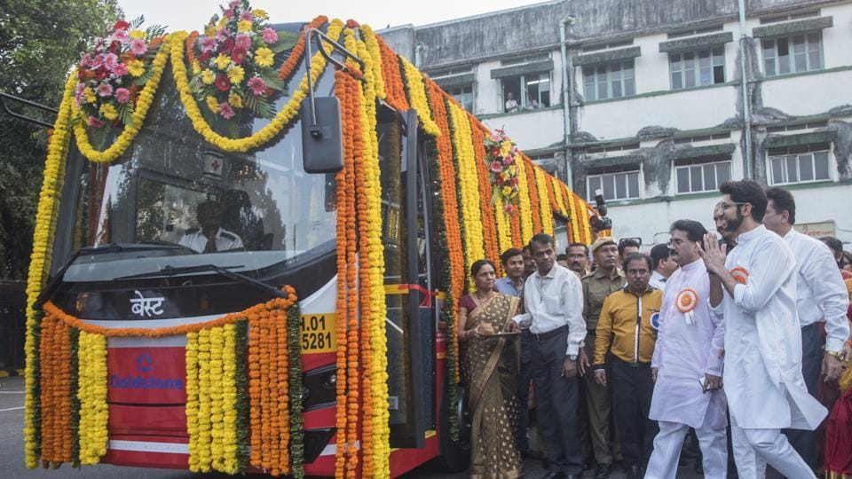 BEST launches pollution-free electric buses at cost of Rs 1.67 crore each