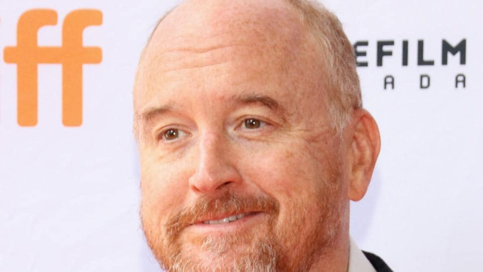 File photo of Louis CK. attending the I Love You Daddy premiere in Toronto. He admitted sexual misconduct and expressed remorse on November 10, 2017 after a New York Times expose accused him of masturbating in front of women amid Hollywood's burgeoning sexual harassment scandal.