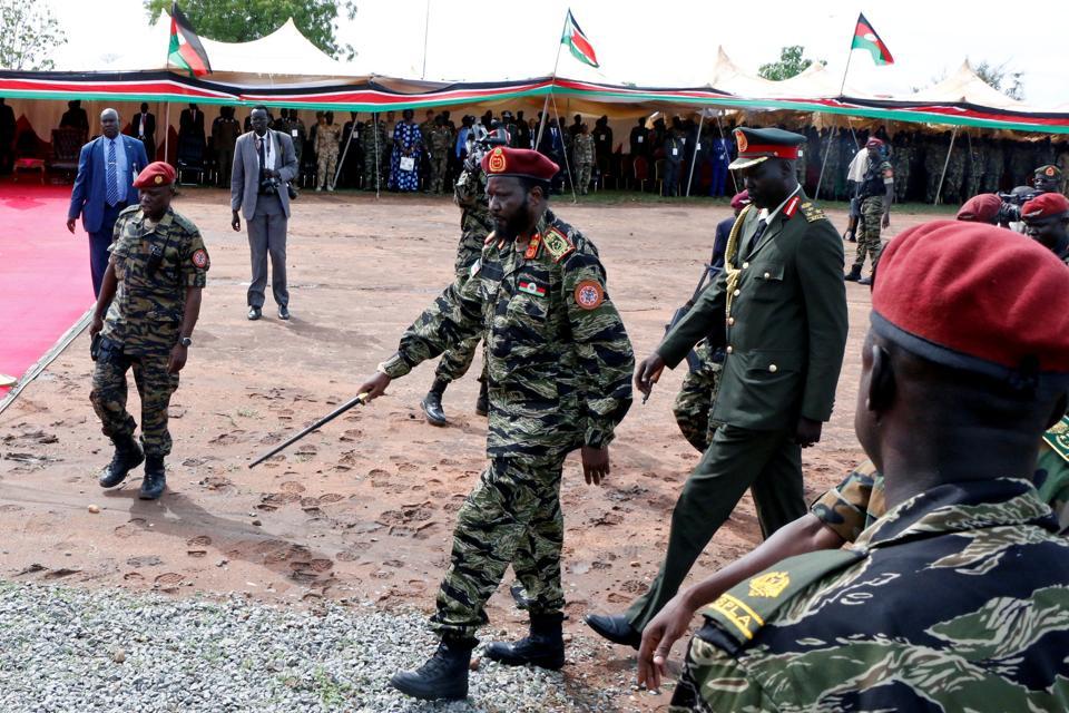 South Sudan,Salva Kiir,United Nations