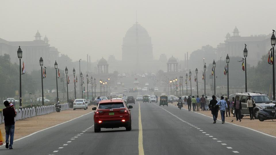 Delhi air pollution,Air pollution,Odd even