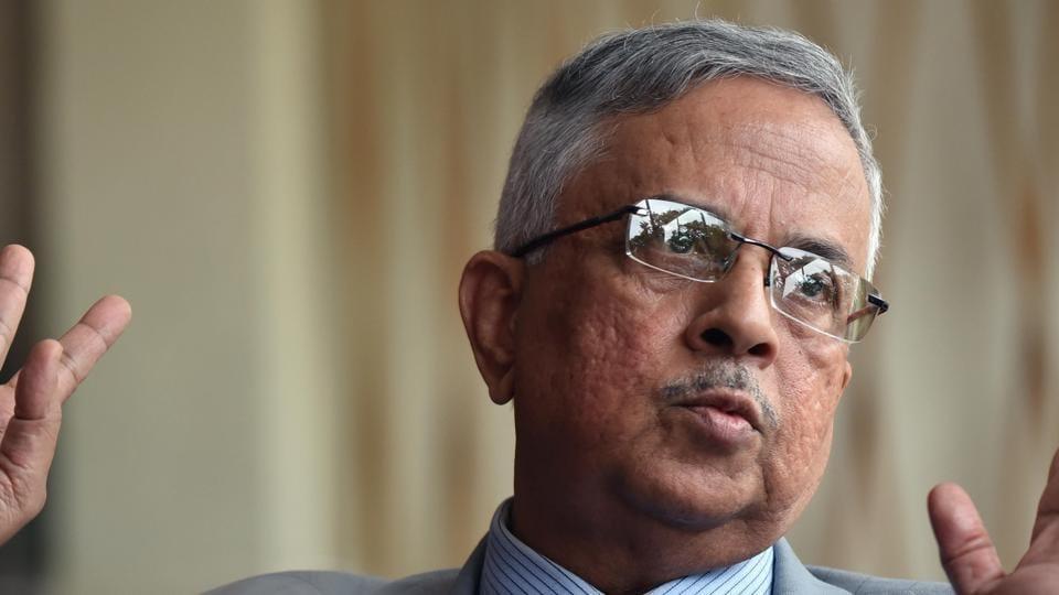 Former director general of police Jayant Umranikar.