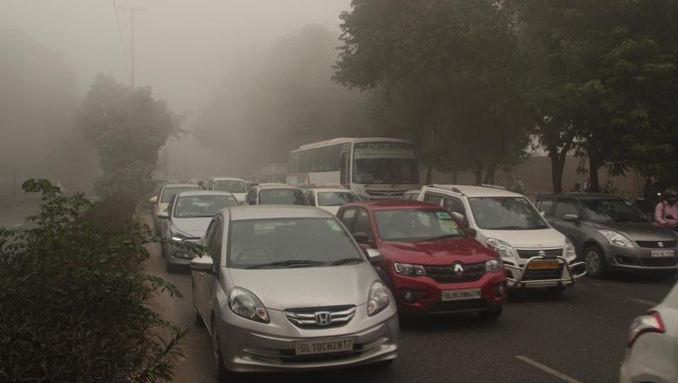 Odd even,Delhi pollution,live updates