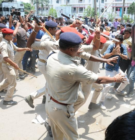 Civil society and citizens have expressed concern over incidents of police high handedness, rash behaviour or collusion with criminals in implementing the law.