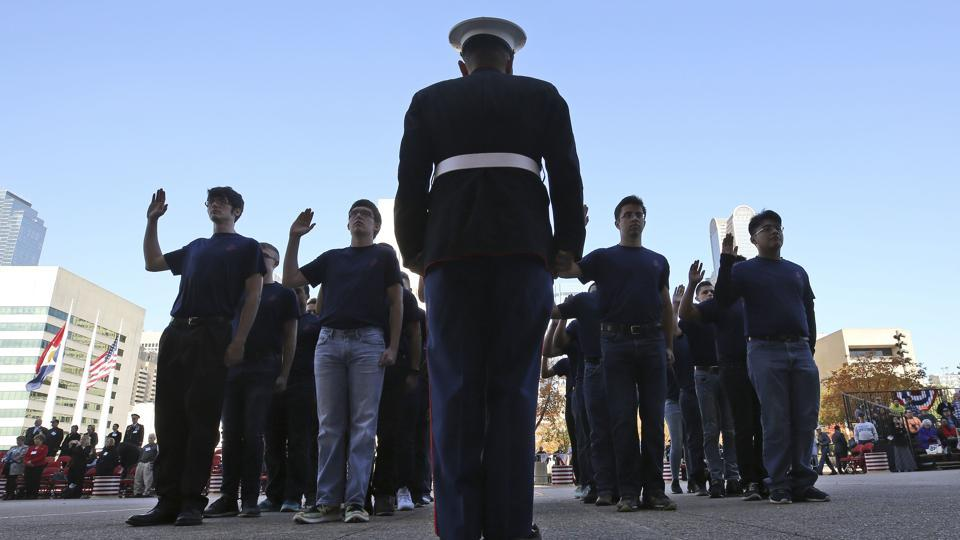US Marine Corps,Muslims,Muslim Recruits