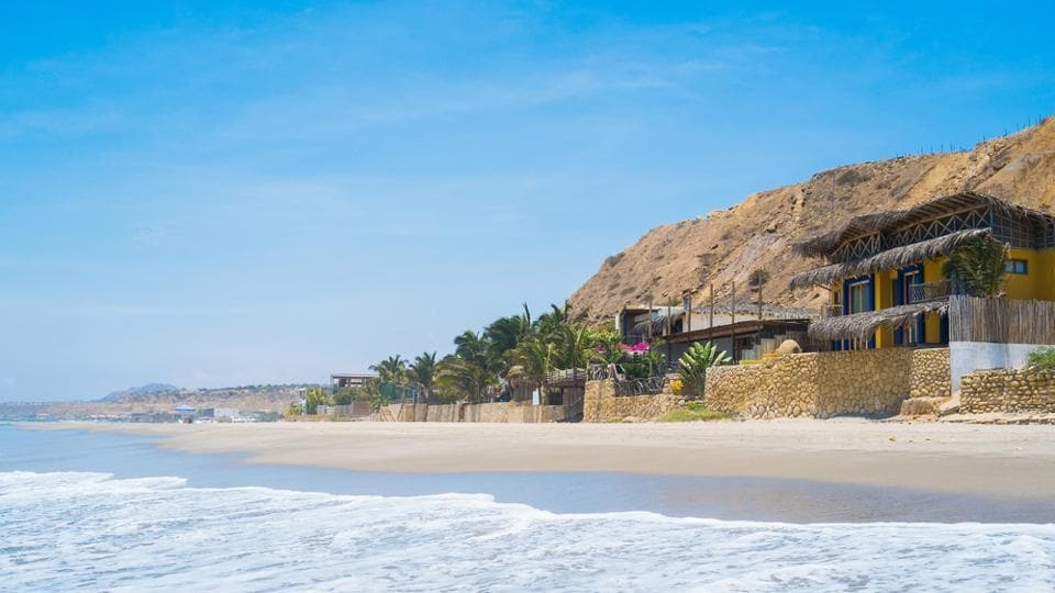 Beaches like Mancora are a paradise for both surfers and those searching for a more relaxing environment.