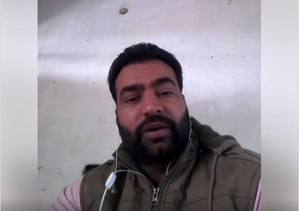 Lakha Sidhana,video from jail,booked for cheating