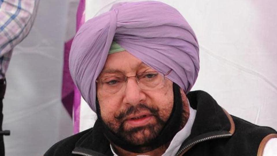 Molestation charges,Punjab CM,Capt Amarinder