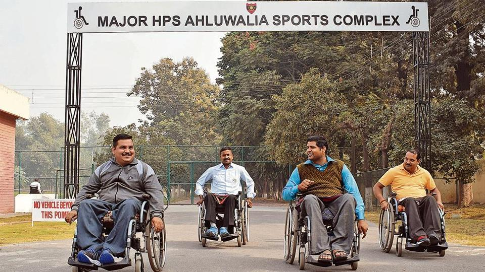 soldiers disabled in service,Paraplegic Rehabilitation Centre,war on disability