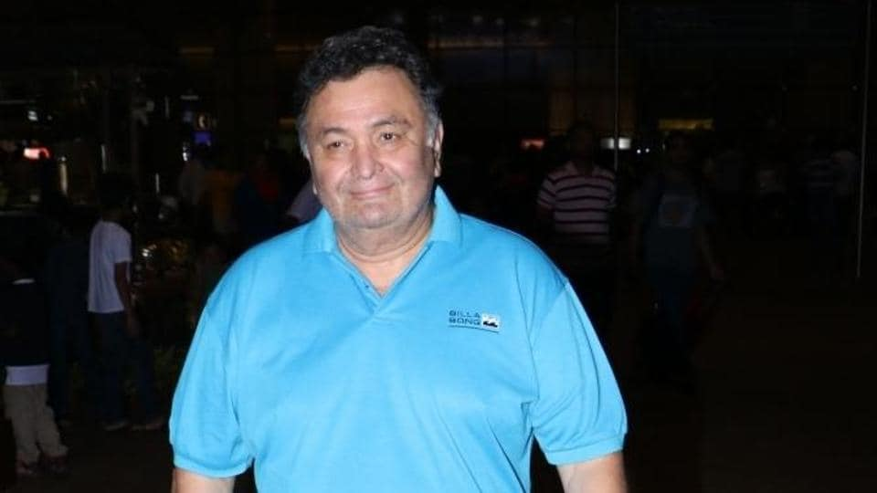 Rishi Kapoor has a house in Peshawar, Pakistan and the family shifted to India after the 1947 partition.