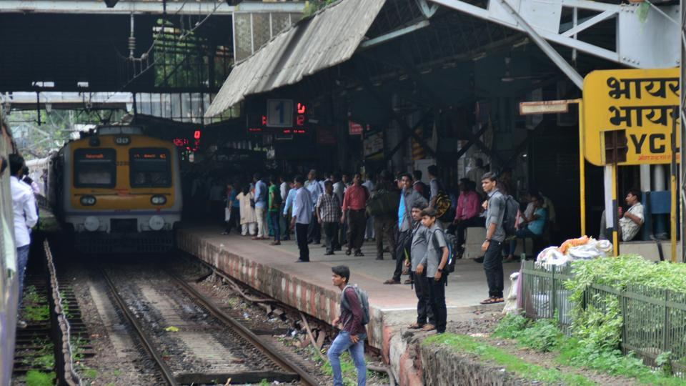 Byculla was one of the first stations constructed during the British era in the early 1860s.