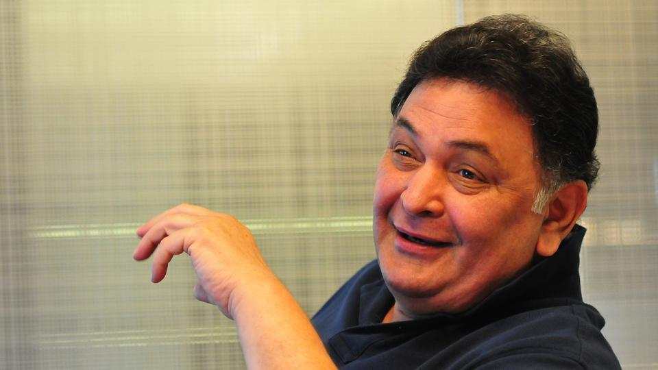 Veteran actor Rishi Kapoor has visited Lucknow after a gap of 41 years.