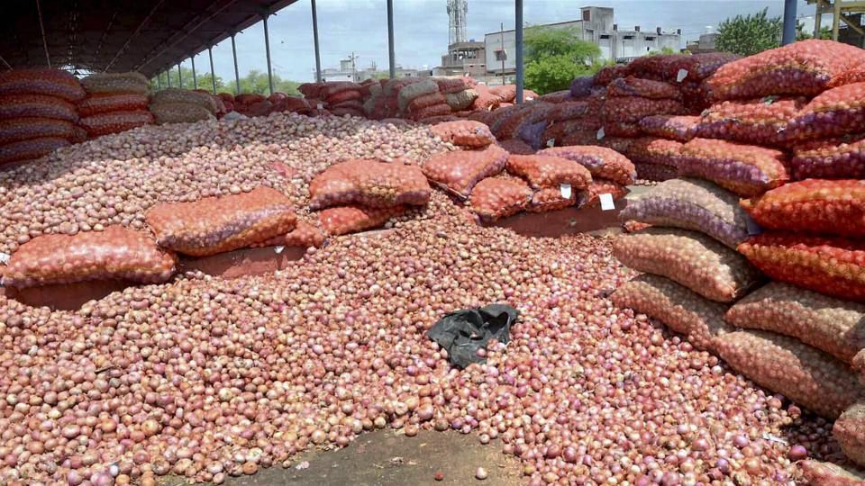 Rajasthan,Onions,Dharampal Garhwal