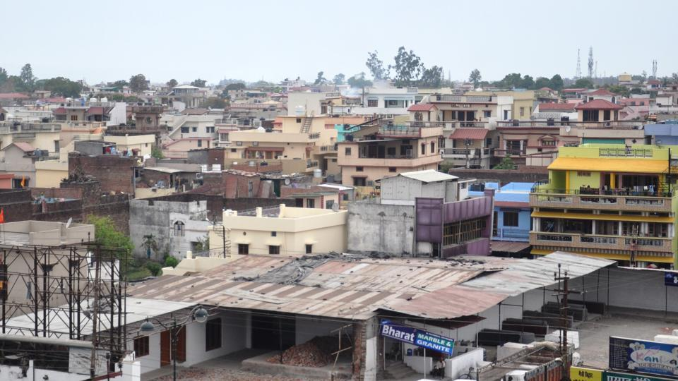 Dehradun's Master Plan was released in 2013.