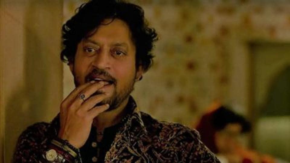 Irrfan Khan essays the role of Yogi in Qarib Qarib Singlle.
