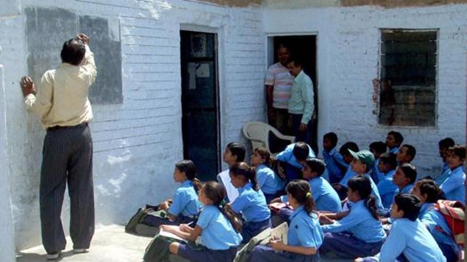 Parent teacher meeting,Rajasthan,Government schools