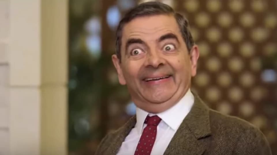 Rowan Atkinson,Mr Bean,Rowan Atkinson Kids