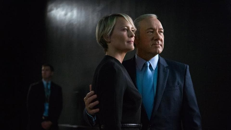 Fans want Robin Wright to take centre stage on House of Cards.