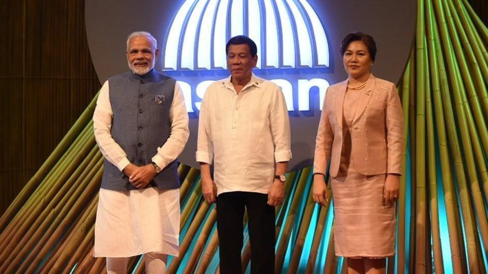 Narendra Modi,Association of Southeast Asian Nations,ASEAN Summit