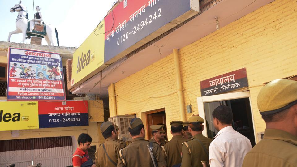 Ghaziabad municipal polls,Ghaziabad civic elections,Khoda colony
