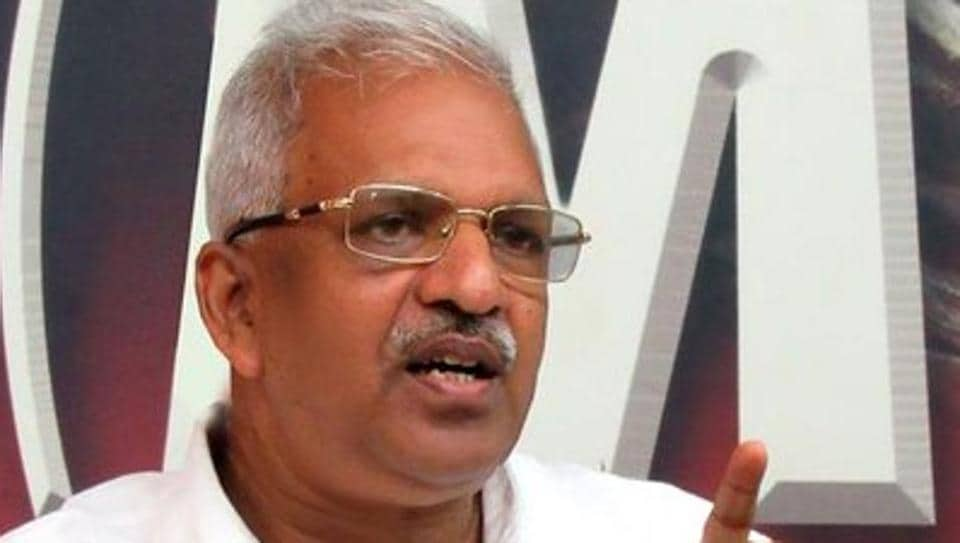 The CPI-M state secretariat, criticised the party's Kannur district secretary P Jayarajan for the music album that reportedly glorifies him in defiance of party principles that disallow personality cult.