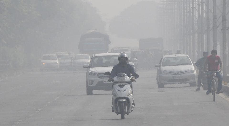 smog in punjab के लिए चित्र परिणाम
