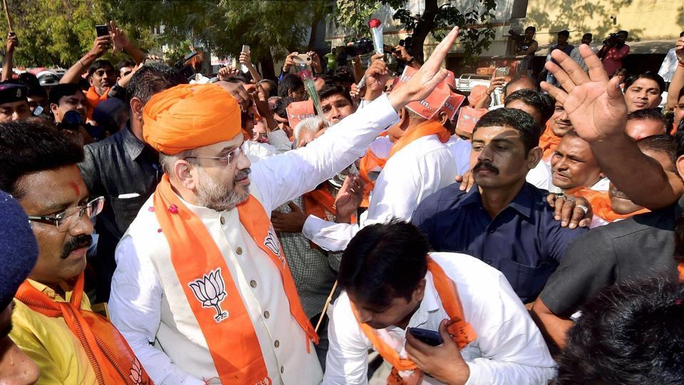 Gujarat elections,Amit Shah,BJP