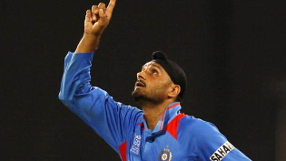 Harbhajan Singh had ridiculed the Sri Lankan cricket team over their recent poor performances, having been whitewashed 0-5 against India and Pakistan.
