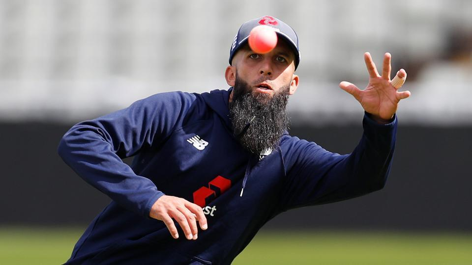 Moeen Ali has declared himself fit ahead of England's final tour game before the Ashes.