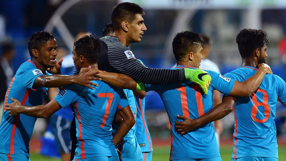 India are looking to seal the top spot in Group A.