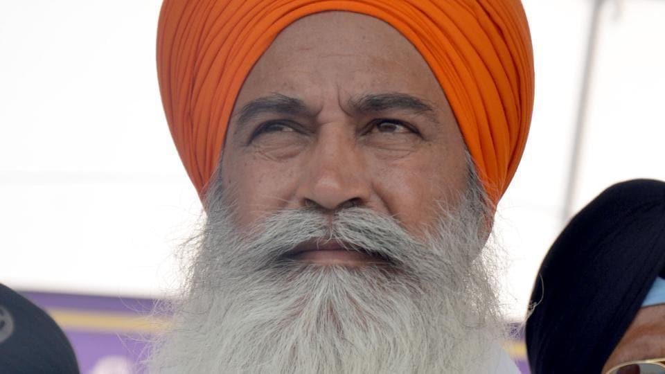 Parallel jathedar Amrik Singh Ajnala