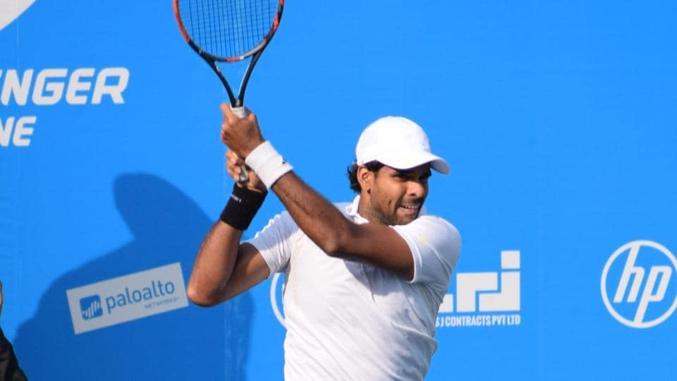Interestingly, Vishnu had lost his previous match at the same venue in February this year. After Saket Mayneni's injury, Vishnu was included in the Indian Davis Cup team at the last minute. He and Leander Paes went down to New Zealand's Artem Sitak and Michael Venus 6-3, 3-6, 6-7, 3-6 in the Asia-Oceania Group 1 doubles tie.