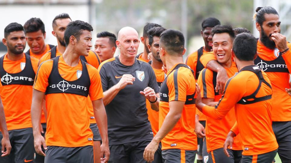 Under Stephen Constantine , Indian football team has qualified for the 2019 Asian Cup after a string of impressive results in recent times