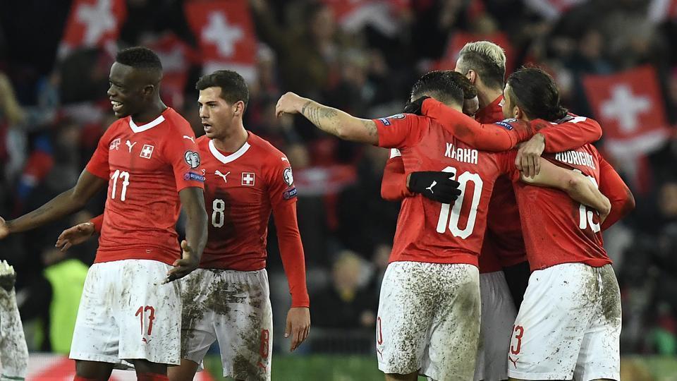 FIFA World Cup 2018,Football,Switzerland national football team