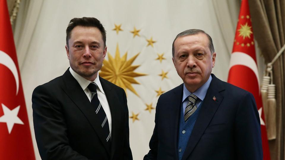 Elon Musk,Mustafa Kemal Ataturk,Turkey