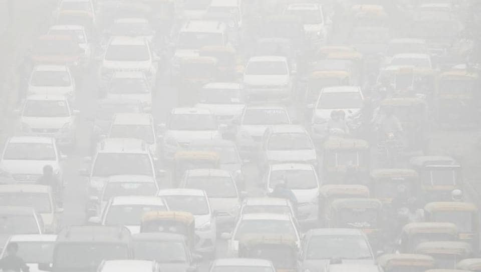 Delhi air pollution,United Airlines,Delhi pollution