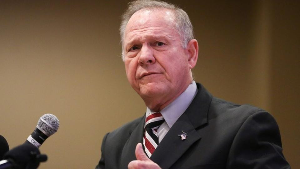 Roy Moore,Republican Party,United States Senate